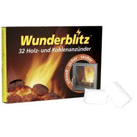 Κύβοι προσάναματα 32 τεμάχια αλκοόλης wunderblitz