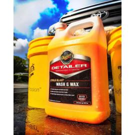 σαμπουάν κίτρου με κερί Detailer Citrus Blast Wash & Wax D11301