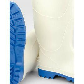 Μπότα εργασίας γόνατος λευκή Dikamar Pricebuster White 002