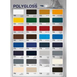 POLYGLOSS τελικό χρώμα πολυουρεθάνης A+B
