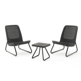 set-salonaki-rio-patio-graphite-allibert-keter