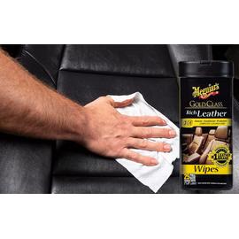 mantilakia-peripoiisis-dermatos-set-25tmkh-class-rich-leather-wipes-meguiars-g10900