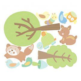Παραμυθένια ζωάκια animal tales 13053