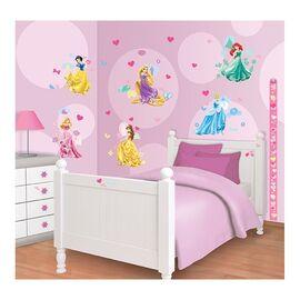 Αυτοκολλητα Princess Room Decor Kit