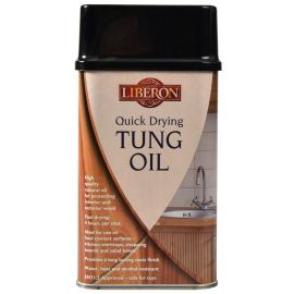 QUICK DRYING TUNG OIL