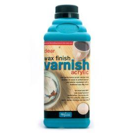 Wax-FinishPolyvine βερνίκι με όψη κεριού