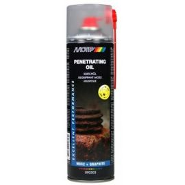 Σπρέι αντισκωριακό - λιπαντικό MOTIP (penetrating oil spray) 500ml