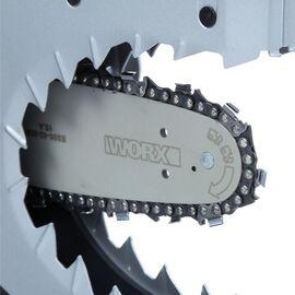WG329E.5 Κλαδευτικό αλυσοπρίονο μπαταρίας 20V 15cm JawSaw Worx