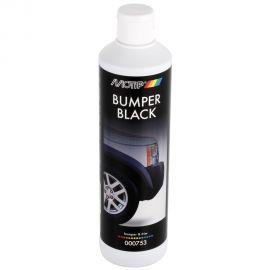 Αλοιφή γυαλίσματος προφυλακτήρα Bumper Black Motip 500ml