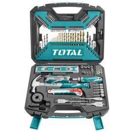 Σετ εργαλεία χειρός 120τεμ THKTAC01120 Total