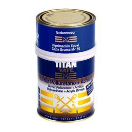 Βερνίκι θαλάσσης 2 συστατικών γυαλιστερό YATE 54107 TITAN 750ml