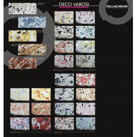 Deco Varosi Granite χρωματολόγιο