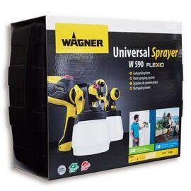 W590 Ηλεκτρικό πιστόλι ψεκασμού Wagner Flexio 630 WATT