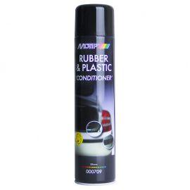 Σπρέι προστασίας για βινύλιο & λάστιχο Rubber & Plastic Motip 600ml