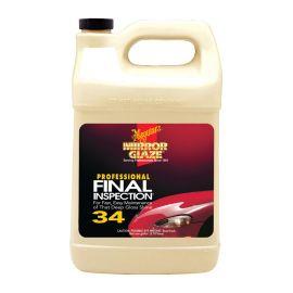 Υγρό λίπανσης πηλού Mirror Glaze Final Inspection 3,78L M3401