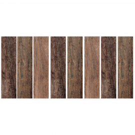 Αυτοκόλλητη ταπετσαρία τοίχου εσωτερικού χώρου ξύλινου εφέ