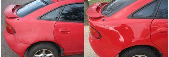 Οι 4 πιο συνηθισμένες αιτίες της εξασθένισης χρώματος της βαφής αυτοκινήτων.