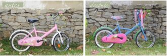 Μεταμορφώνοντας το παλιό ποδήλατο του παιδιού σας!