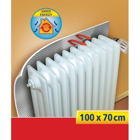 Μονωτικό φύλλο σωμάτων θέρμανσης Tesamoll 100X70cm