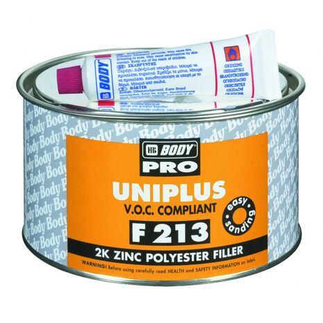 Πολυεστερικός στόκος HB BODY PRO F213 UNIPLUS 2K ZINC
