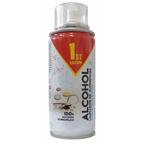 Καθαριστικό επιφανειών με 100% ισοπροπυλικής αλκοόλης Surface Cleaner 400ml