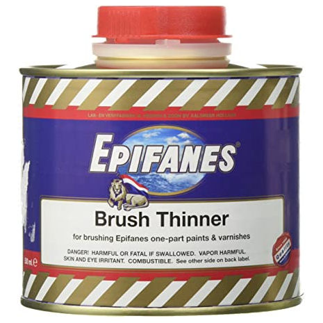 Epifanes Brush Thinner 500ml
