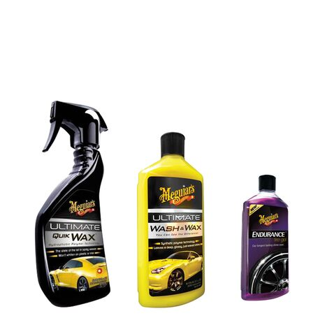 Σετ περιποίησης αυτοκινήτου Meguairs Car Care Kit
