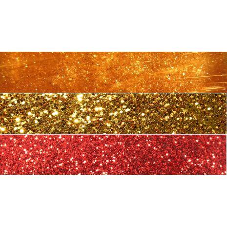 Διακοσμητικό χρώμα τεχνοτροπίας DECO GLITTER 750ml