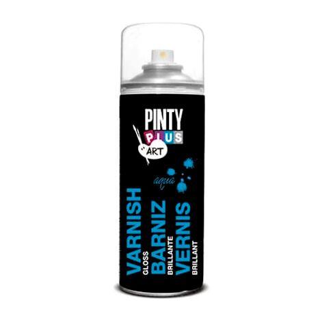 Σπρέι βερνίκι νερού ζωγραφικής - διακόσμησης Pintyplus Art 400ml