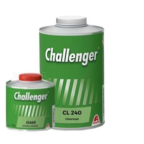 CHALLENGER ΒΕΡΝΙΚΙ + HARTER