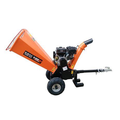 B-CS15pro Θρυμματιστής ξύλου βενζινοκίνητος επαγγελματικός 420cc - 15hp Bax Tools