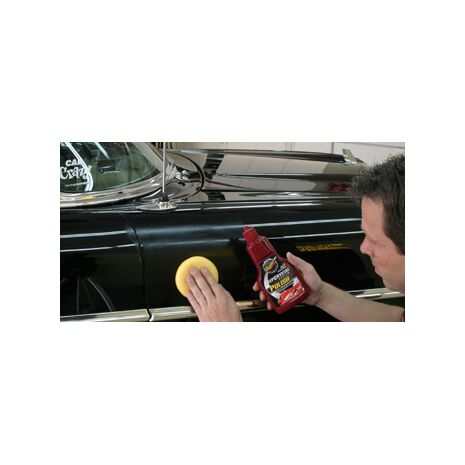 Αλοιφή γυάλισματος αυτοκινήτου Deep Crystal A3116 Meguiar's 473ml