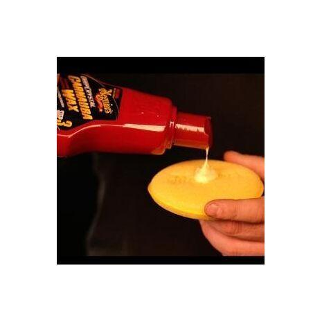 Υγρό κερί αυτοκινήτου με βάση Καρναούμπα Βήμα 3 Meguiar's Carnauba Wax Step 3 473ml