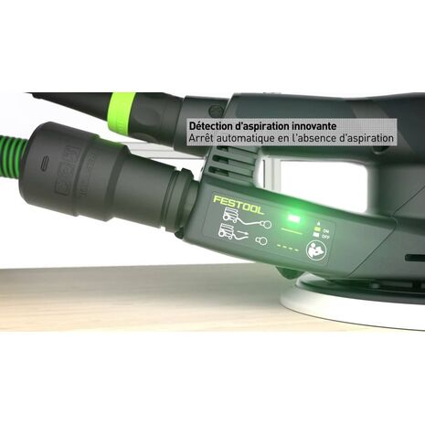 LEX 3 150/3 Έκκεντρο τριβείο αέρος 3M FESTOOL 150 mm