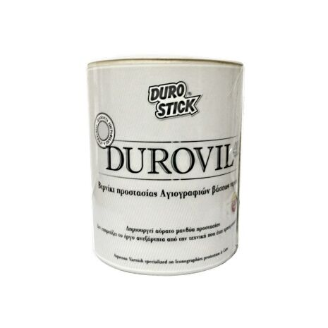 Durovil 400 Βερνίκι ματ προστασίας αγιογραφίας βάσεως νερού DUROSTICK 750ml