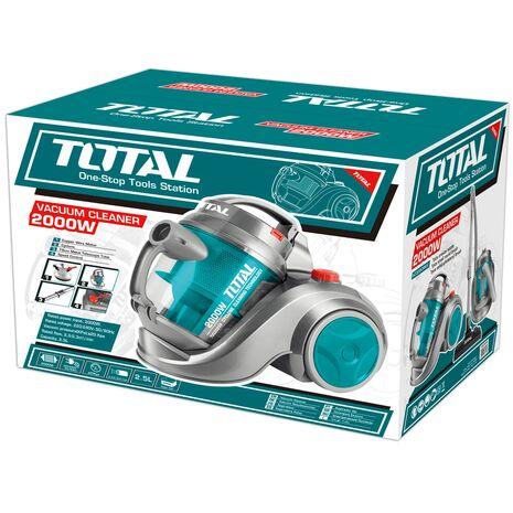 Ηλεκτρική σκούπα κυκλωνική TVC20258 Total 2000WATT