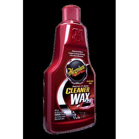 Καθαριστικό υγρό κερί αυτοκινήτου 3 σε 1 Cleaner Wax A1216 Meguiar's 473ml