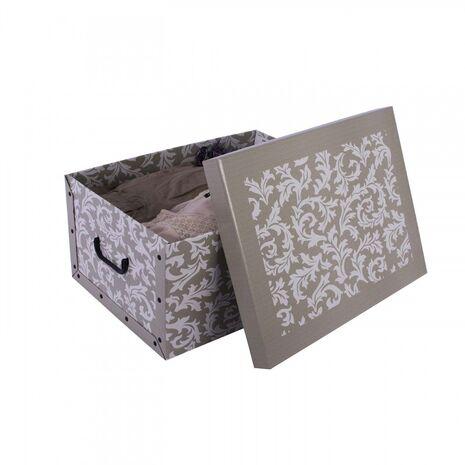 Κουτί αποθήκευσης χάρτινο Baroque 25Lt 870469