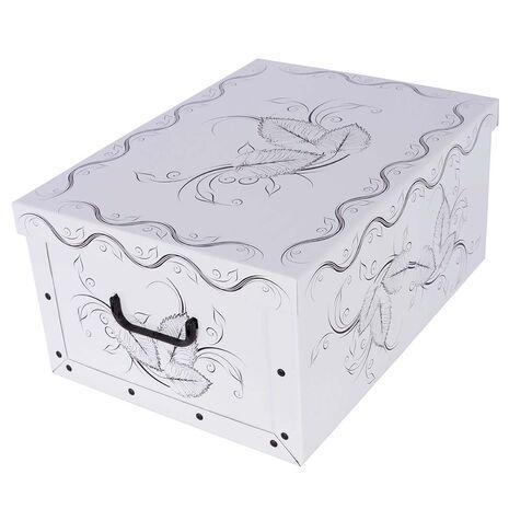 Κουτί αποθήκευσης χάρτινο Baroque 25Lt 870599