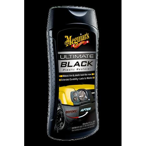 Κρέμα επαναφοράς μαύρων εξωτερικών πλαστικών αυτοκινήτου G15812EU Meguiar's 355ml