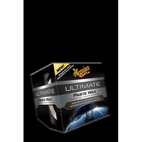 Πάστα κεριού αυτοκινήτου με πολυμερή Ultimate Paste Wax G18211 Meguiar's 311gr