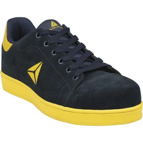 Smash Παπούτσια ασφαλείας S1P HRO SRC από δέρμα βελουτέ Delta Plus