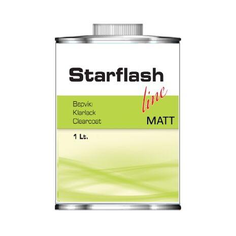 Starflash Line matt Βερνίκι ματ αυτοκινήτου Standox  1Lt