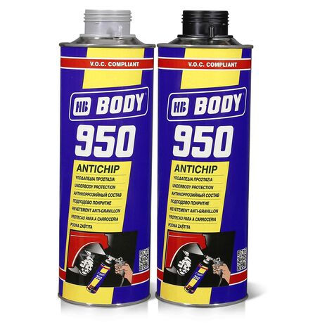 HB BODY 950 Πισσα 1LT