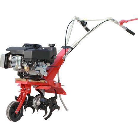 Bax B-SC400 Βενζινοκίνητο σκαπτικό - φρέζα τετράχρονος κινητήρας 139cc