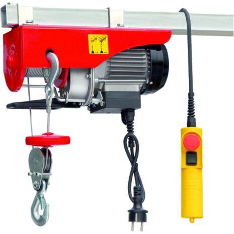 BP125-250-18 Ηλεκτρικό παλάγκο 125 / 250Kg - 18m Bax