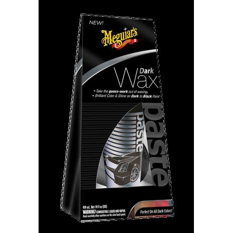 Κερί για σκουρόχρωμα αυτοκίνητα Black/Dark Wax G6207 Meguiar's 198ml
