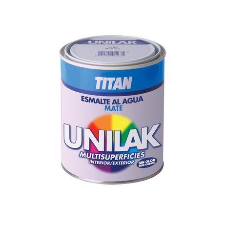 Unilak Matt Ντουκόχρωμα νερού ματ πολλαπλής πρόσφυσης TITAN
