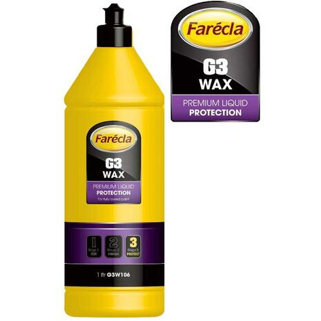 Κερί γυαλίσματος FARECLA G3