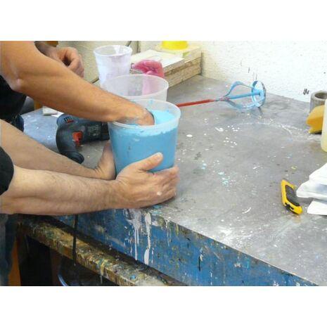 Αλγινικά άλατα για αντίγραφα προσώπου και σώματος Alginates AL-PR 500gr
